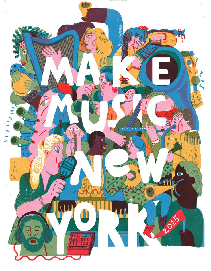 Make Music New York - Summer 2015