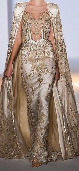 #Zuhair Murad dress