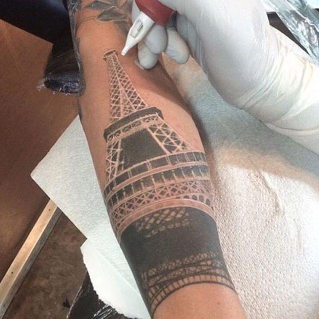 25 Best Ideas About Paris Tattoo On Pinterest