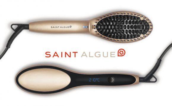 Brosse Lissante Demeliss PRO Saint-Algue pour lisser et démêler les cheveux >> http://www.taaora.fr/blog/post/brosse-demeliss-pro-saint-algue-chauffante-et-lissante-pour-de-beaux-cheveux-lisses #hair #hairstyle