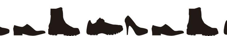 logo para una caja de ordenación de zapatos