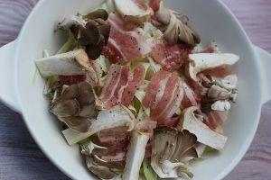 レンジで3分、豚ばら肉と野菜蒸し、ネギゆずポン酢味 by さっちん | レシピサイト「Nadia | ナディア」プロの料理を無料で検索