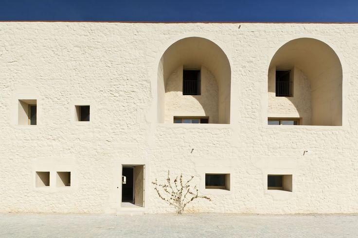 Souto de Moura - Convento das Bernardas