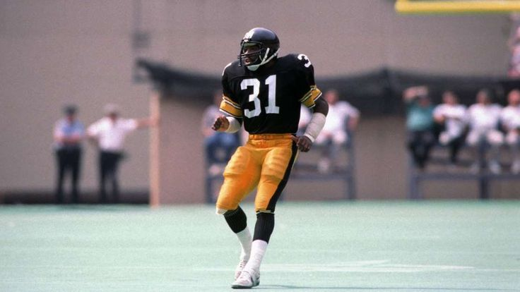 12. DONNIE SHELL, S, STEELERS (1974-87)  -    Shell spent his entire career with the Steelers after they signed him as a free agent in 1974. It took him four years before he landed the starting job, but he never looked back after earning it. He was a Pro Bowl selection in five straight years from 1978 to 1982, helping the Steelers win four Super Bowls.  25 best undrafted players in NFL history, ranked  -  April 26, 2017