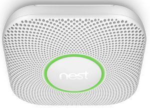Nest Protect: détecteur de fumée + CO2 - Sécurité - Surveillance - Boulanger