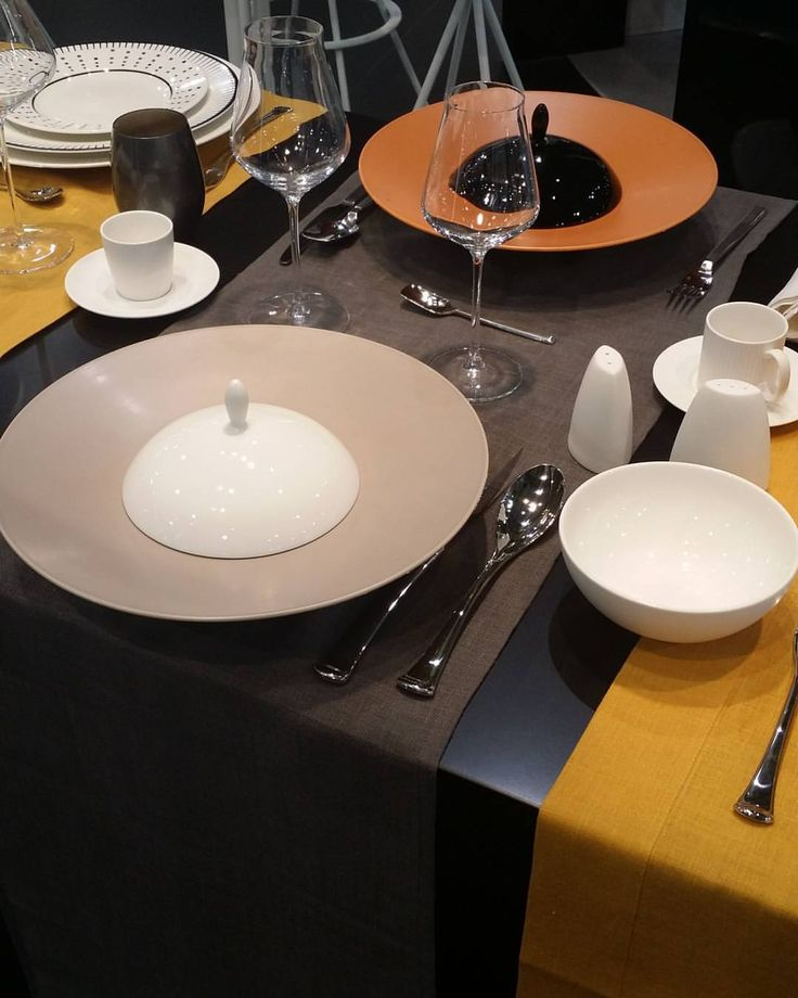 More from #Milan…. #ArcInternational's GRAND CHEF in both a platinum and a copper hue… these were gorgeous! @hostmilano #Host2015 #TabletopMatters @cardinalinternational @Arcoroc  HOST MILANO. Are you a South African company that wants to exhibit your food, beverage, catering solutions and hospitality services at the next Host? Contact Export Pavilion Promotions! +27 12 771 8510 or admin@expavpro.co.za #hostfieramilano #foodandbeverage #hospitality #catering #tableware
