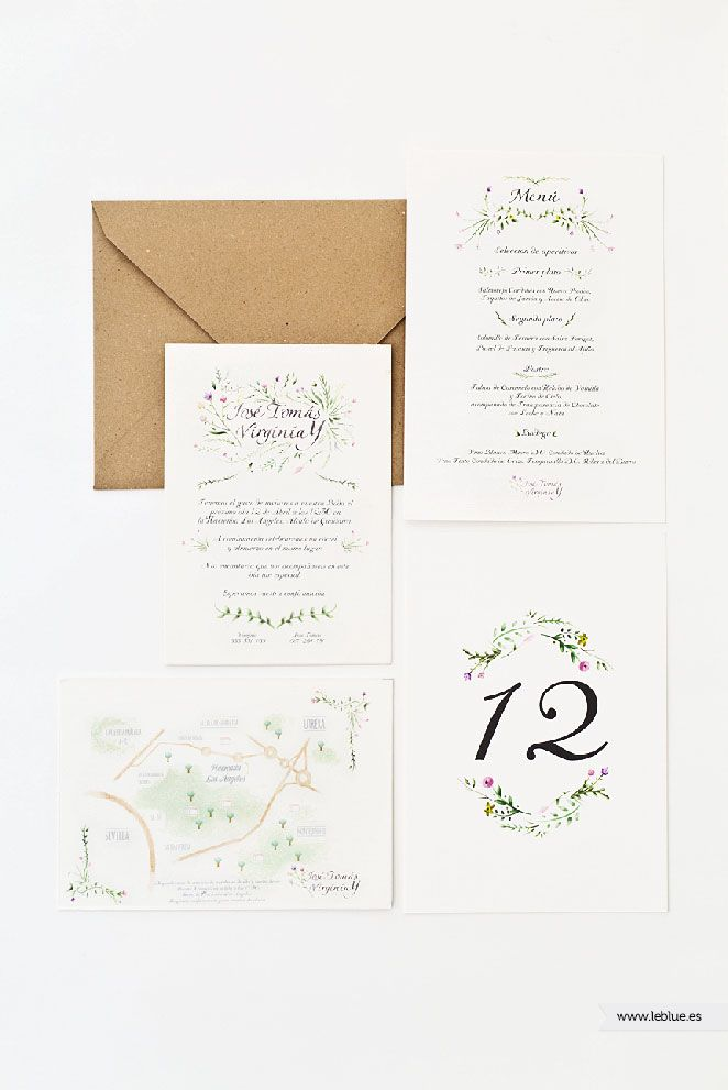 standard size wedding invitation%0A invitaciones de boda originales