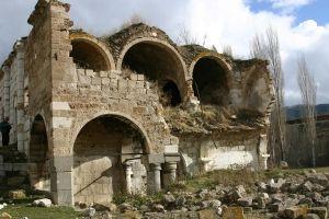 Turkey-- Yozgat-- Akmağdeni Kilisesi Akmagdeni Church