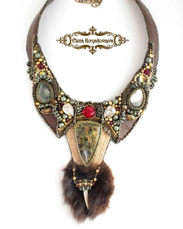 21 Best Statement Necklace Images On Pinterest: 2690 Best Images About Beaded Necklaces On Pinterest