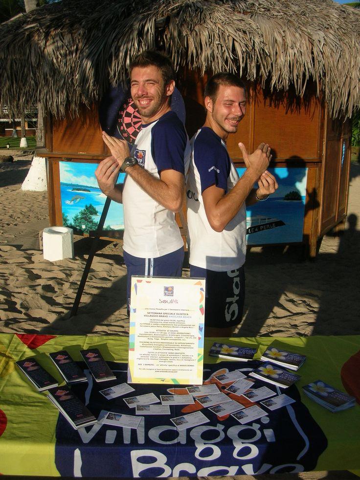 Villaggio Bravo staff e  Soul Art project