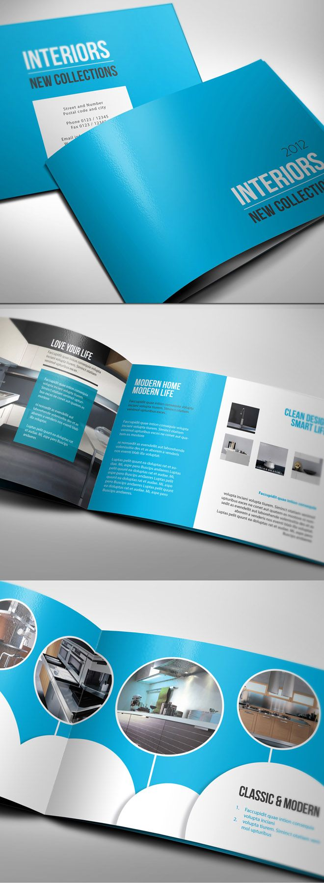 102 best Brochure Design Love images on Pinterest | Editorial ...