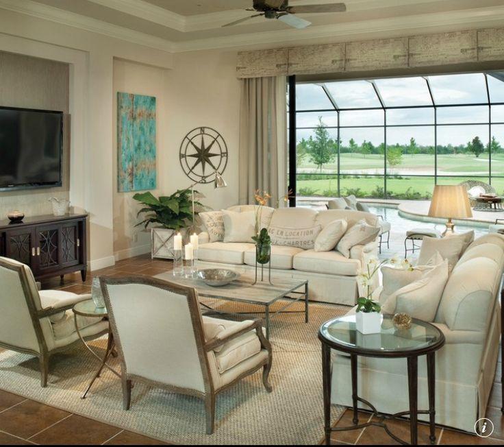 Great Rooms Tampa Part - 32: Bermuda 1129 - Traditional - Living Room - Tampa - Arthur Rutenberg Homes
