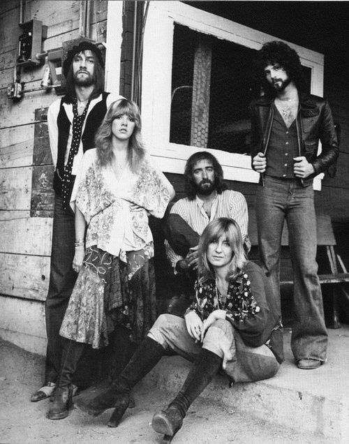 Fleetwood Mac - one of my all time favorite bands. I've got to see them when they come to Minneapolis...