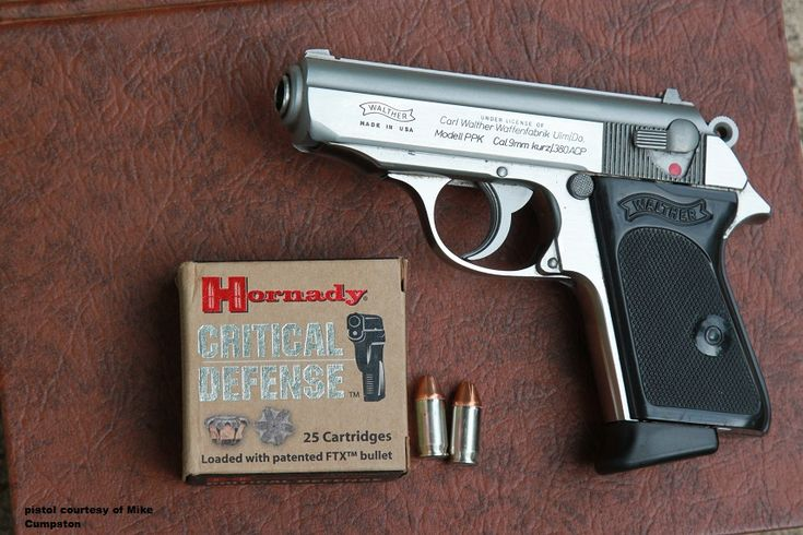 Ranger PPK -Interarms - Walther PP - Wikipedia