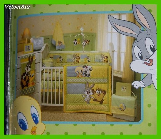 9 best images about baby looney toons my fav on pinterest for Baby looney tune decoration