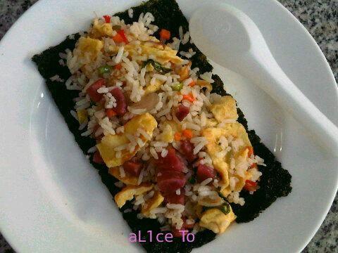 Veggies Fried Rice at Chai Kitchen
