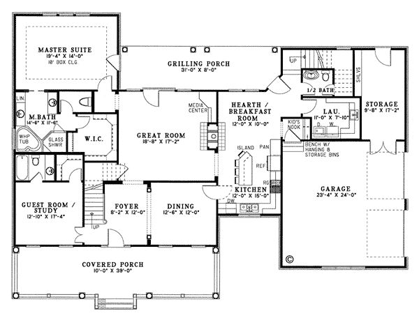 31 Best 5 Bedroom House Plans Images On Pinterest