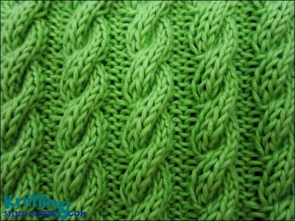 cable-knitting-stitches Knitting Stitch Patterns #knitSwatch (instructions ...