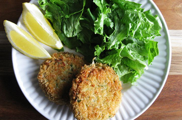 This recipe is a great way to use up leftover turkey, and although croquettes might sound complicated, these are really just shallow-fried patties made from cooked, shredded turkey and a few vegeta...