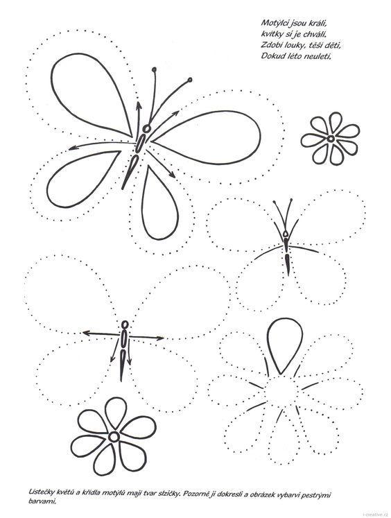 grafomotorické listy pre 3 ročné deti - Hľadať Googlom:
