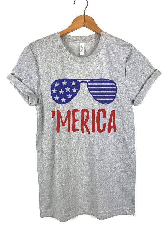 Merica shirt,4th of July Merica Womens Tank Top fourth of July shirt Flag shirt America Shirt Independence Day Tank Top