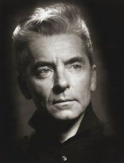 Herbert von Karajan (born Heribert, Ritter von Karajan;( 1908 – 1989) was an Austrian orchestra and opera conductor. To the wider world he was perhaps most famously associated with the Berlin Philharmonic, of which he was principal conductor for 35 years. His great-great-grandfather, Georg Karajan, was born in Kozani, a town in the then Ottoman province of Rumelia (present West Macedonia in today's Greece), leaving for Vienna in 1767.