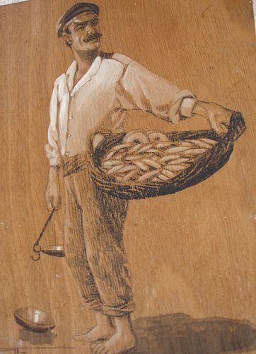 Greek fisherman by magnummavis, via Flickr