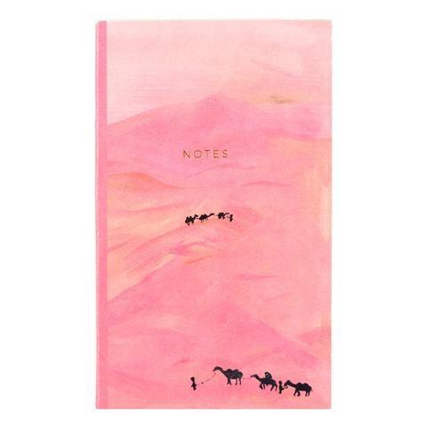 Sahara pocket notepad by NUNUCO® #notepad #nunucodesign