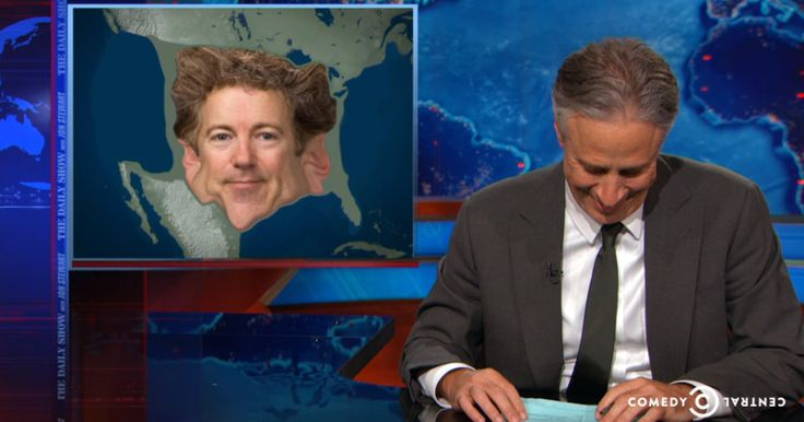 Jon Stewart: Rand Paul a Master of the Stall