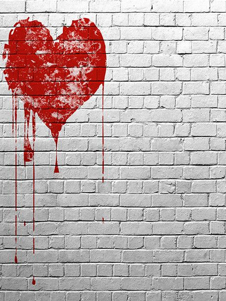 Red | Rosso | Rouge | Rojo | Rød | 赤 | Vermelho | Color | Colour | Texture | Form | Pattern | Urban Heart / 444