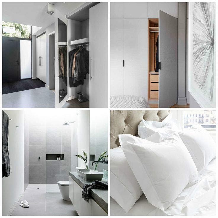 Hannas Home / Ideas and inspiration for our new home / hallway / bathroom / bedroom