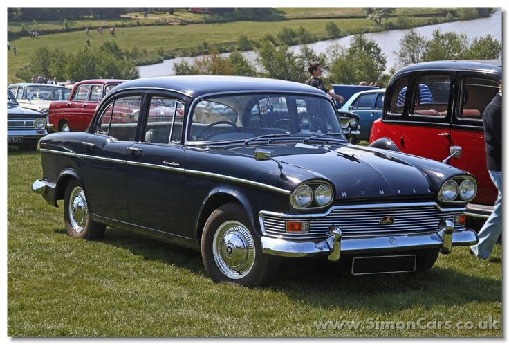 The first car my Dad remembers The Humber Super Snipe