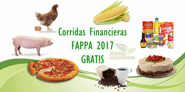 Proyectos productivos FAPPA 2017 Gratis