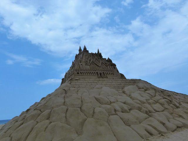 Babel School in Taiwan: Festiwal rzeźb z piasku