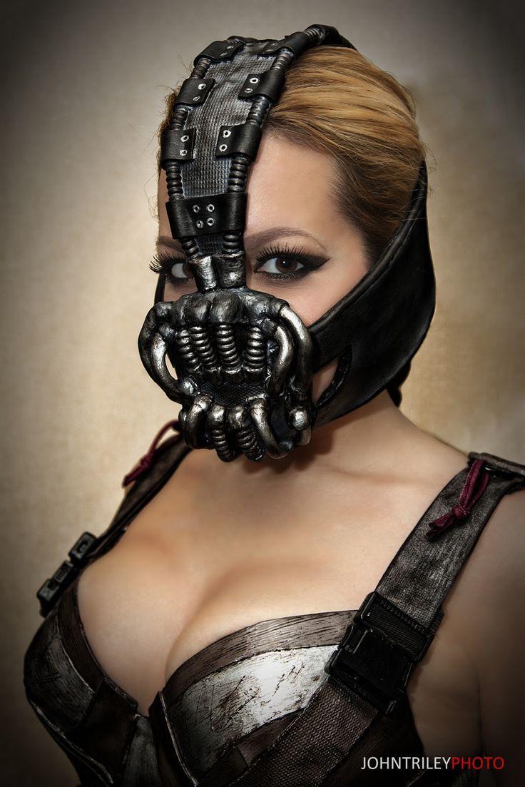 Bane Costume for Women