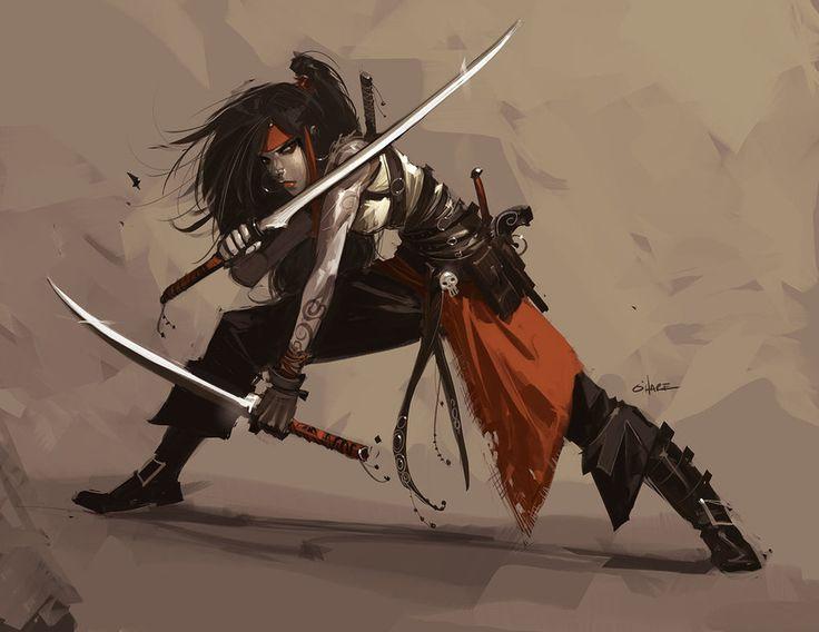 Luchadora de isteroth o ritroir oriental