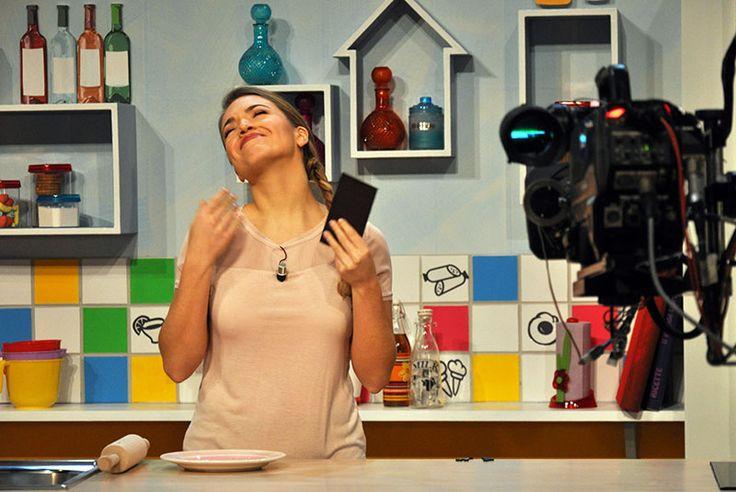 Mmmmmm, buona! #raiexpo #ricetteacolori #raigulp #carolinarey #alessandrocirciello #winx #tv #cibo #ricette #gioco #bimbi
