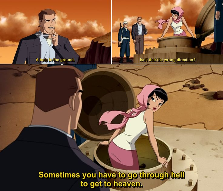 Quotes from Justice League New Frontier (2008) Movie