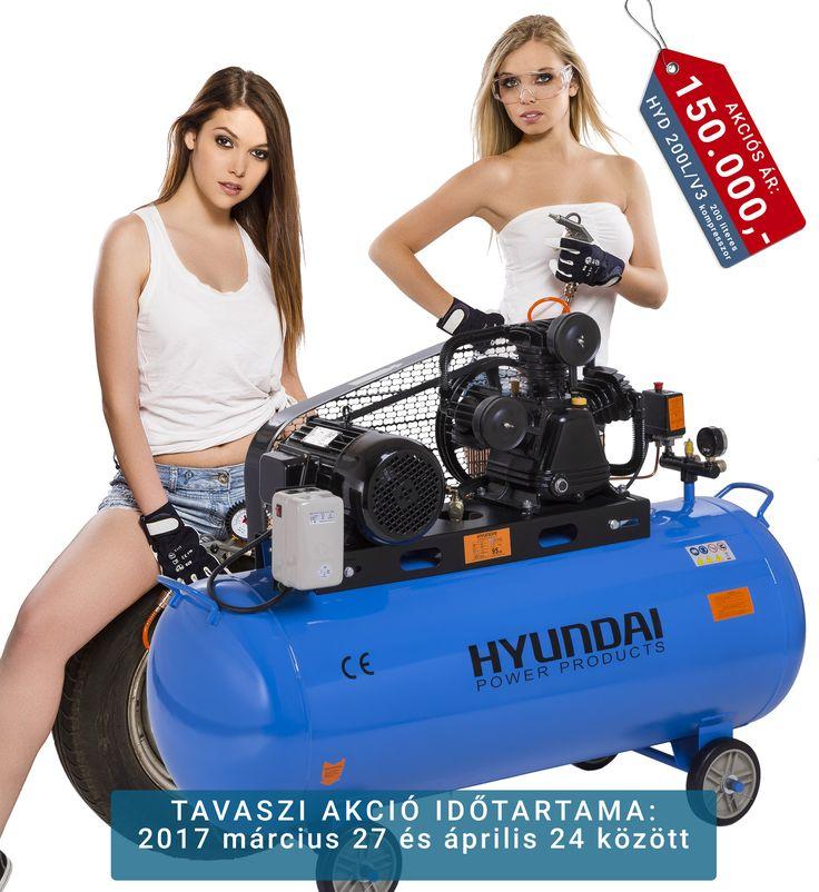 Hyundai Barkácsgépek Webshop - Webáruház - - Kompresszorok, kiegészítők