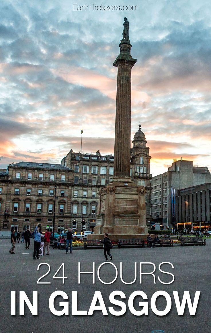 Glasgow Scotland things to do