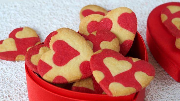 sur le thème Biscuits Pour La Saint Valentin sur Pinterest  Biscuits ...