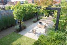 Afbeeldingsresultaat voor schommel kleine tuin