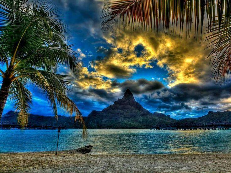Paradise Island, Bora Bora