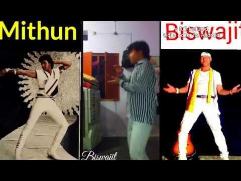 Dancing Style by Mithun Da