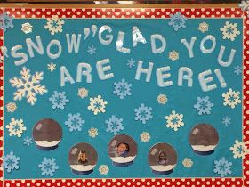 """Hands On Bible Teacher: WINTER ATTENDANCE CHARTS """"Snow Glad You Are Here!"""""""
