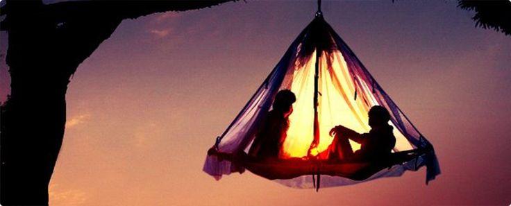 #Viaggio di #Nozze in per #campeggiatori...