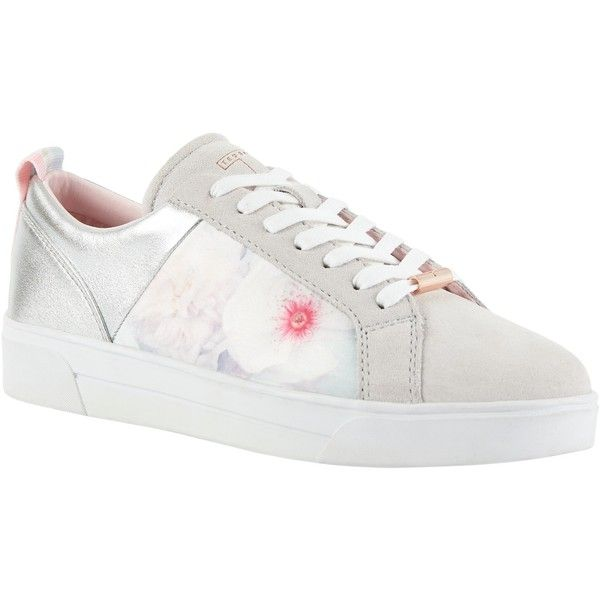 Ted Baker Fushar Lace Up Trainers (335