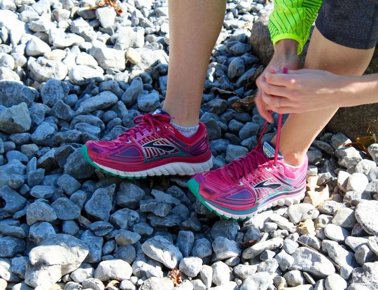 Running with Brooks Glycerins