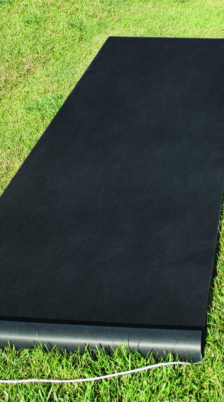 Elegant Wedding Aisle Runner Made Of Durable Rayon So It