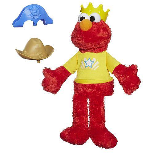 """Playskool Sesame Street Let's Imagine Elmo Toy - Hasbro - Toys""""R""""Us"""